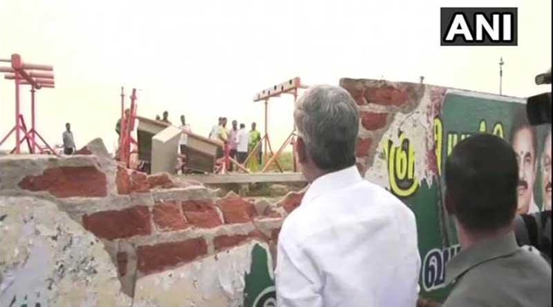 Air India Tiruchirappalli-Dubai flight with 133 on-board hits wall at Trichy airport