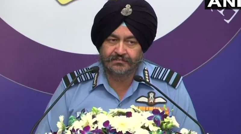 IAF Cheif Backs Rafale deal