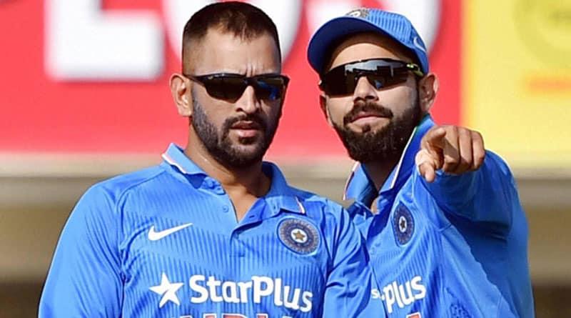 Kohli backs Dhoni