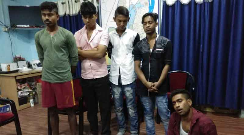 Extortion in the name of durga puja in Hooghly