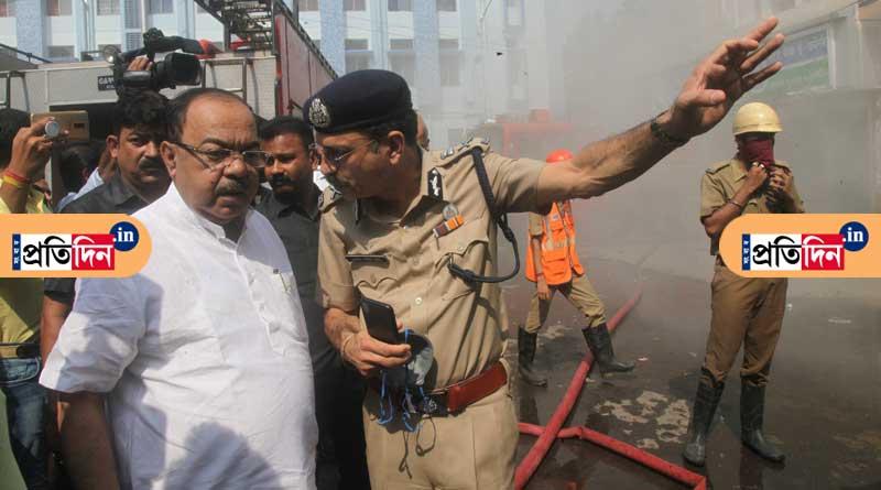 Medical College fire: State govt. forms investigation team