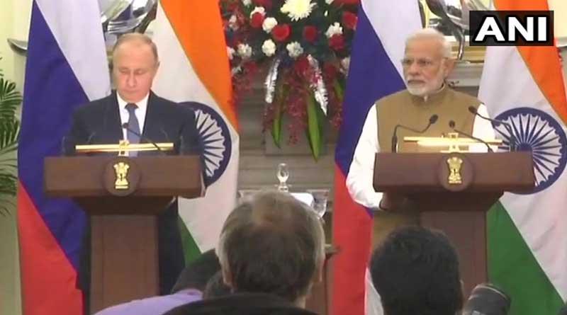 Afghanistan Criris: PM Modi talks to Russian president Vladimir Putin over the situation   Sangbad Pratidin