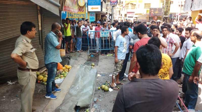 blast at Nagerbazar, one child died