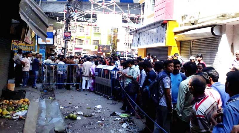Blame game begains in Nagerbazar Blast Case