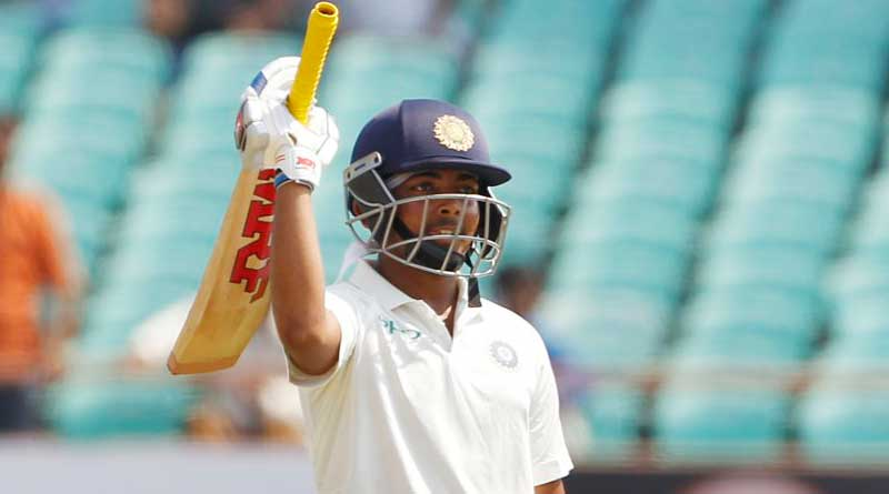 India vs West Indies: Prithvi Shaw Becomes 2nd Youngest Indian To Score Century