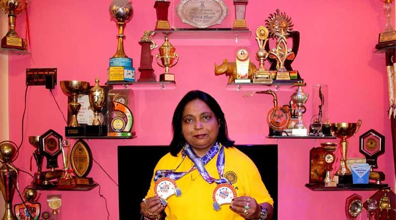 Bengal weightlifter Shampa Guha strikes gold in world championship