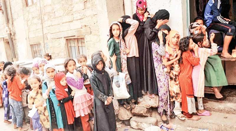 War torn Yemen suffers Mass Hunger