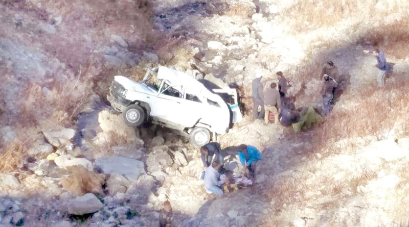 Road accident in Shimla, Bengali tourist dies