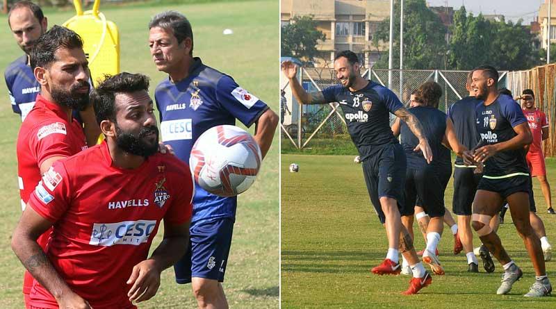 ISL 2018: ATK to face Chennaiyin FC at YVK