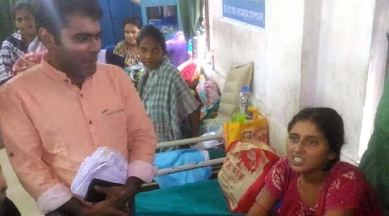 Bangaon Hospital successfully conducts rare operation