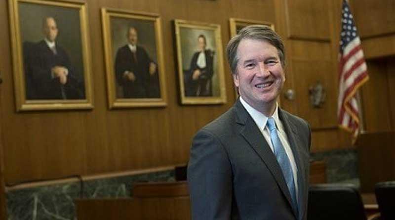 Brett Kavanaugh confirmed as US Supreme Court judge