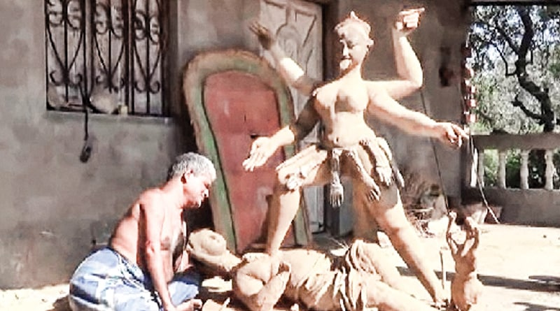 Asansol: This Kali Puja has an interesting story