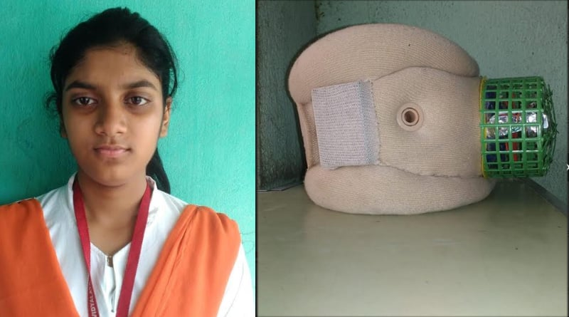 Burdwan: Digantika Basu rewarded by National innovative foundation