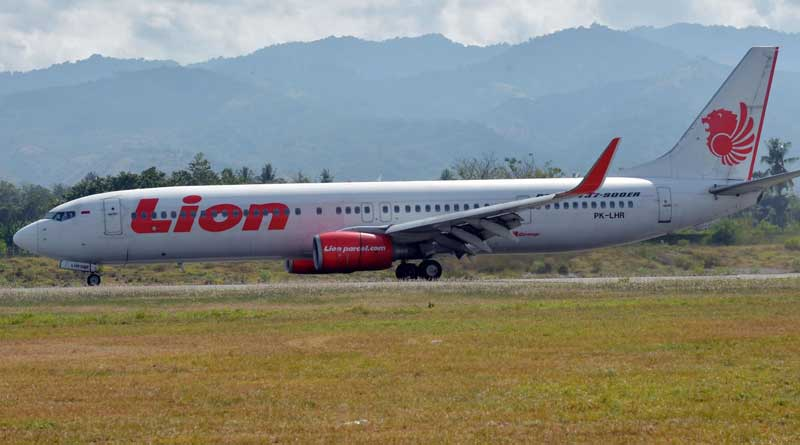 Lion Air passenger jet crashes in Indonesia