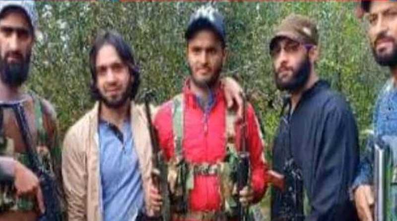 Deserter SPO of J&K joins terrorist outfit Hizbul Mujahideen