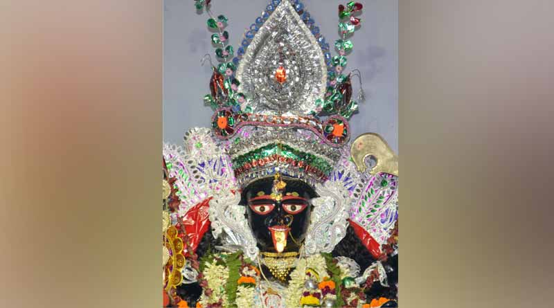 Uluberia: This Kali Puja has an interesting story