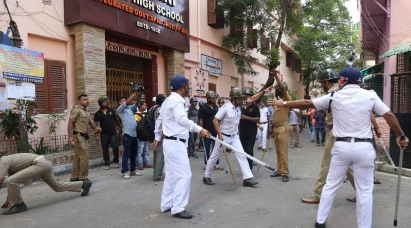CM Mamata Banerjee worried over Dhakuria school violence