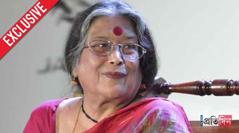 Nabanita Deb Sen recalls her Puja Memory