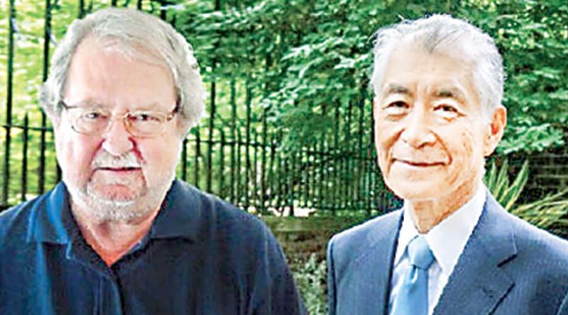 James Alison and Tusuku Honzo win Nobel prize in Medical science