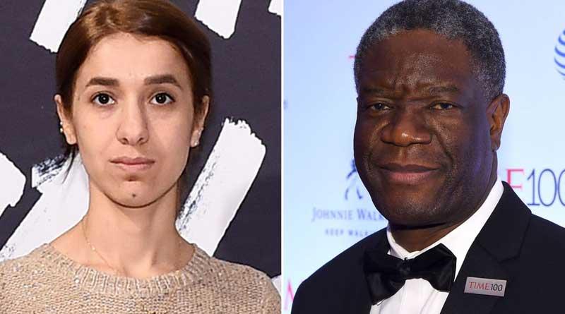 Nobel Peace Prize 2018 awarded to Denis Mukwege, Nadia Murad
