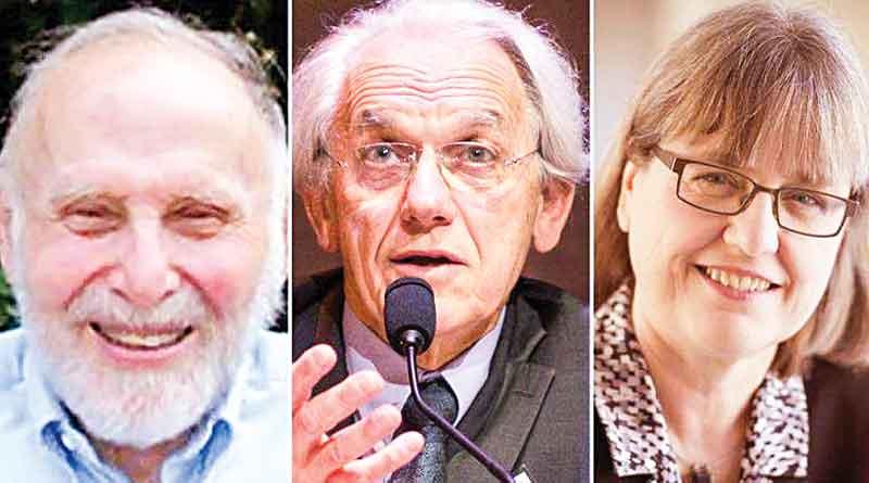 3 scientists get nobel in Physics
