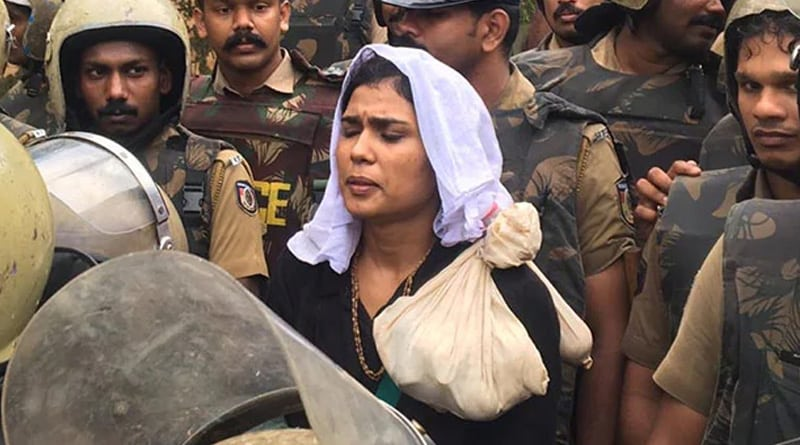 BSNL transfers woman employee for trying to enter Sabarimala temple