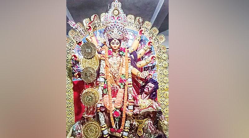 This Durga Puja in Sonarpur is unique