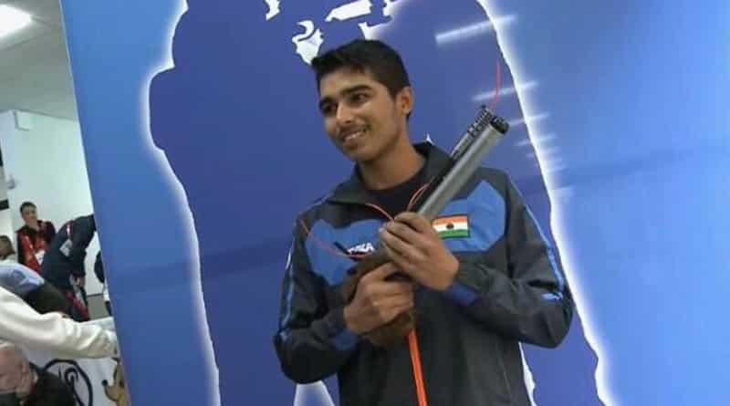 Youth Olympics 2018: Shooter Saurabh Chaudhary bags gold