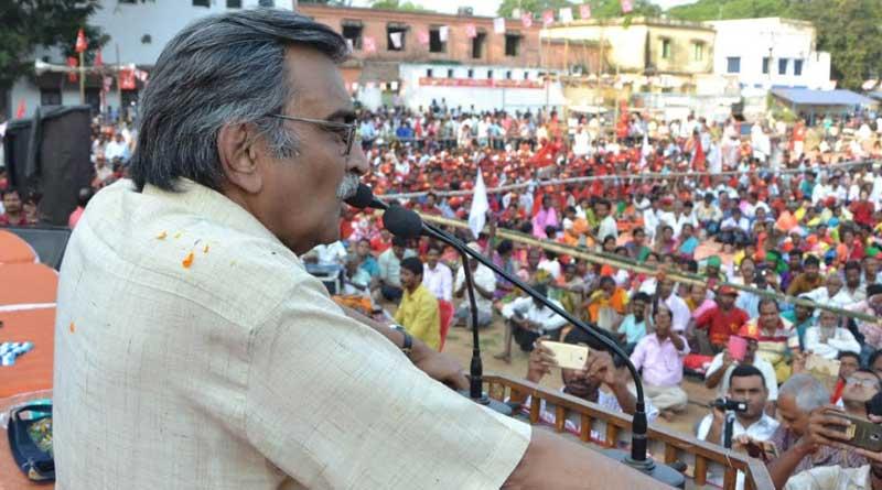 Surjya Kanta Mishra Attack on media