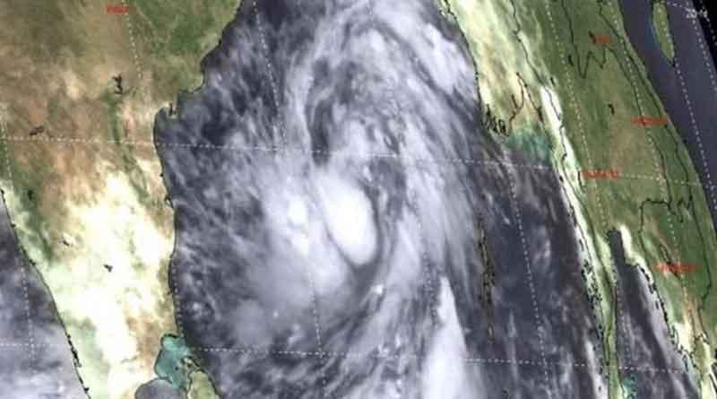 Cyclone Titli land in Odisha, Bengal affected