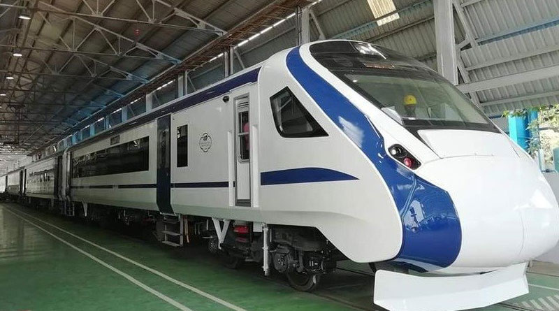 India soon to have engineless train
