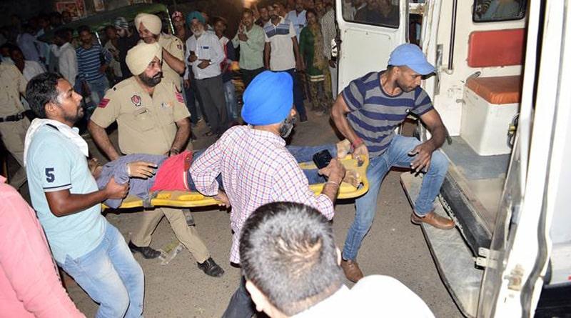 Canada PM condoles Amritsar train tragedy