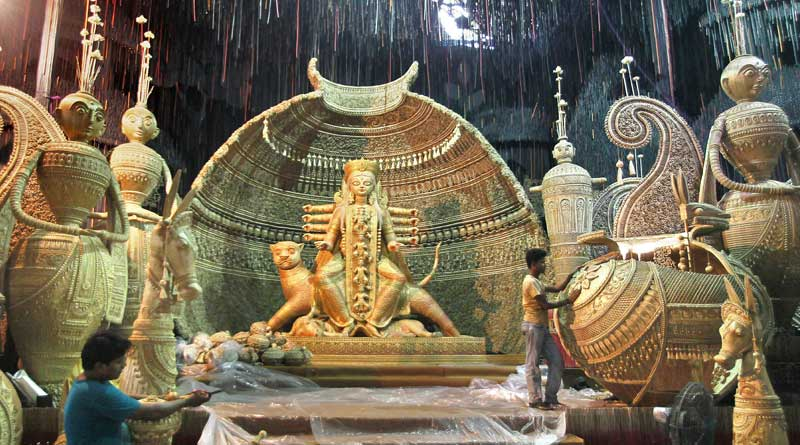 Pujo 2018: Tridhara is gearing up for this Durga Puja
