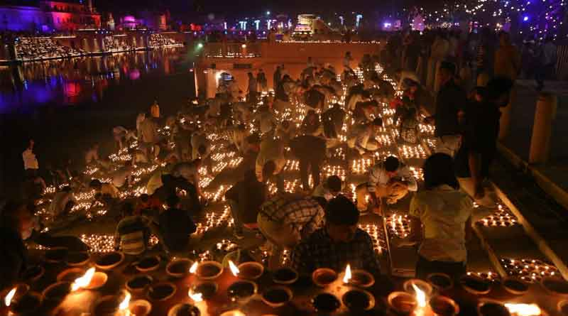Ayodhya deepotsav in guinness book