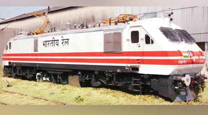 Chittaranjan high speed locomotive