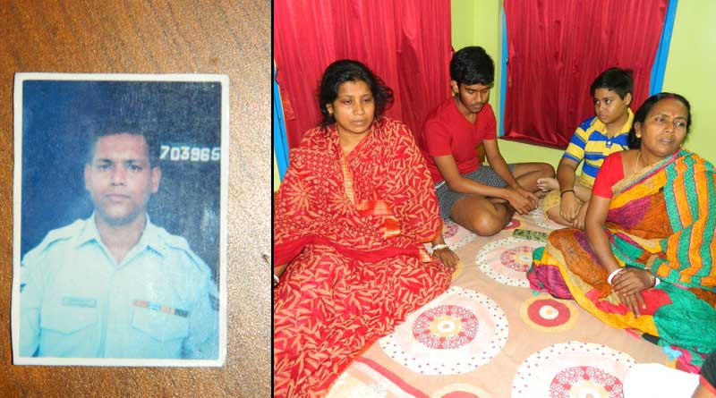 CISF Jawan killed in Dantewada