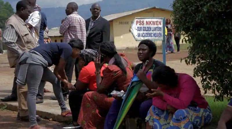 79 abducted students freed