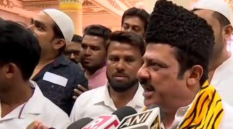Karnataka Congress Minister claims mosque