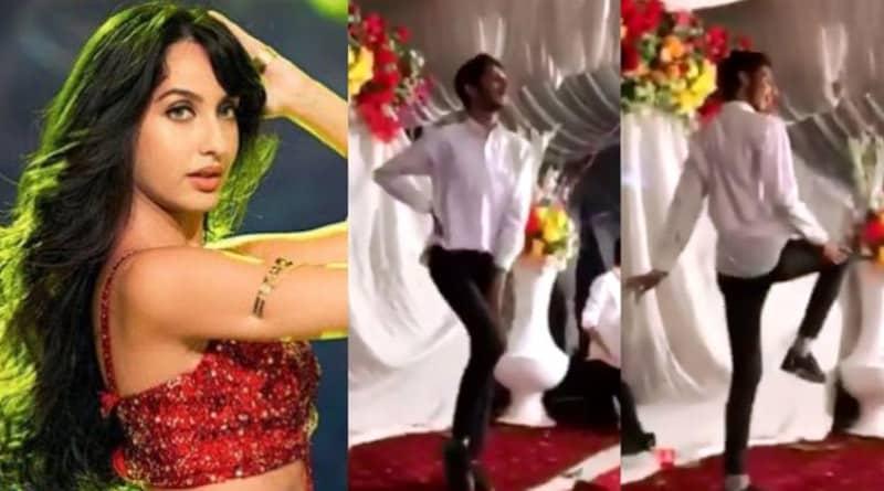 Dance moves on Dilbar