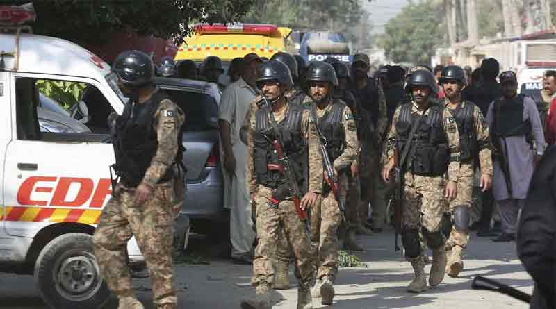 Several soldiers killed in two separate attacks in Pakistan's Balochistan