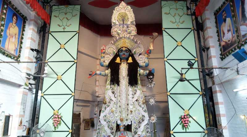 Facts about Pathuriaghata Kali puja
