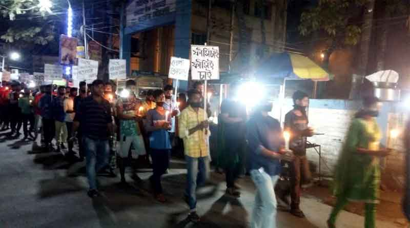 People protest over youth killing in Bongaon