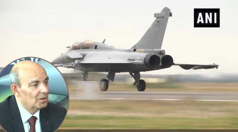 Dassault CEO clarifies on Rafale deal