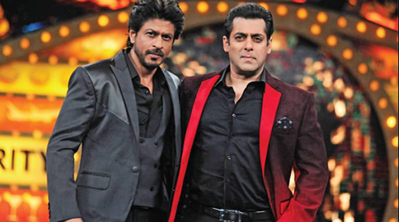 If rumors are true, Salman Khan to have a grand entry in Shahrukh Khan Starrer Pathan Movie | Sangbad Pratidin