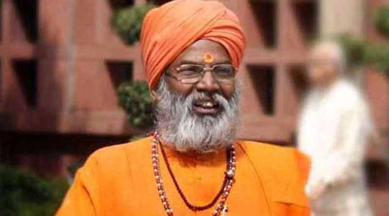 Sakshi Maharaj threatens to curse all those who do not vote from him