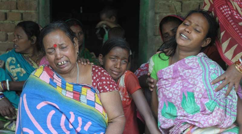 Mother, son die in Shantipur hooch case