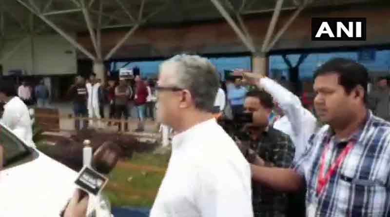 TMC representative meet Family Of victim in Assam