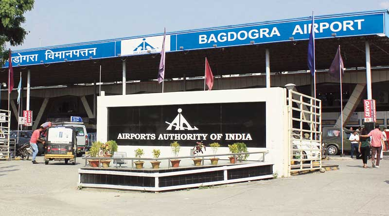 North Bengal's Bagdogra Airport is going to get a new name