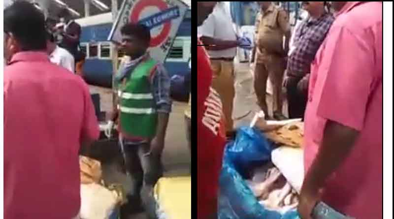 Dog meat confiscated in Chennai