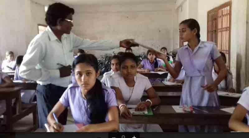 Madhyamik exams in Darivit